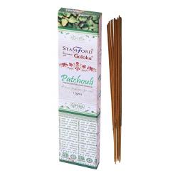Bâtons d'encens Patchouli 15 g