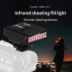 Projecteur infrarouge rechargeable