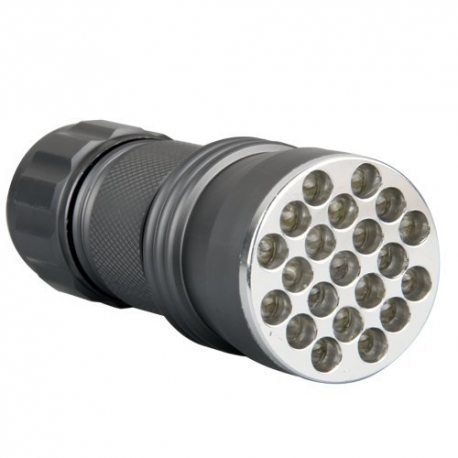 TORCHE  21 LED UV