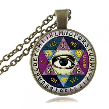 Pendentif Ouija